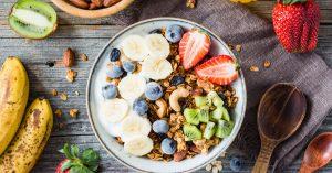 dieta estiva dello studente: cosa mangiare