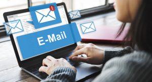 come scrivere una mail