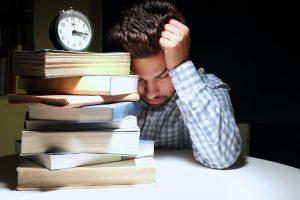 come rilassarsi prima di un esame