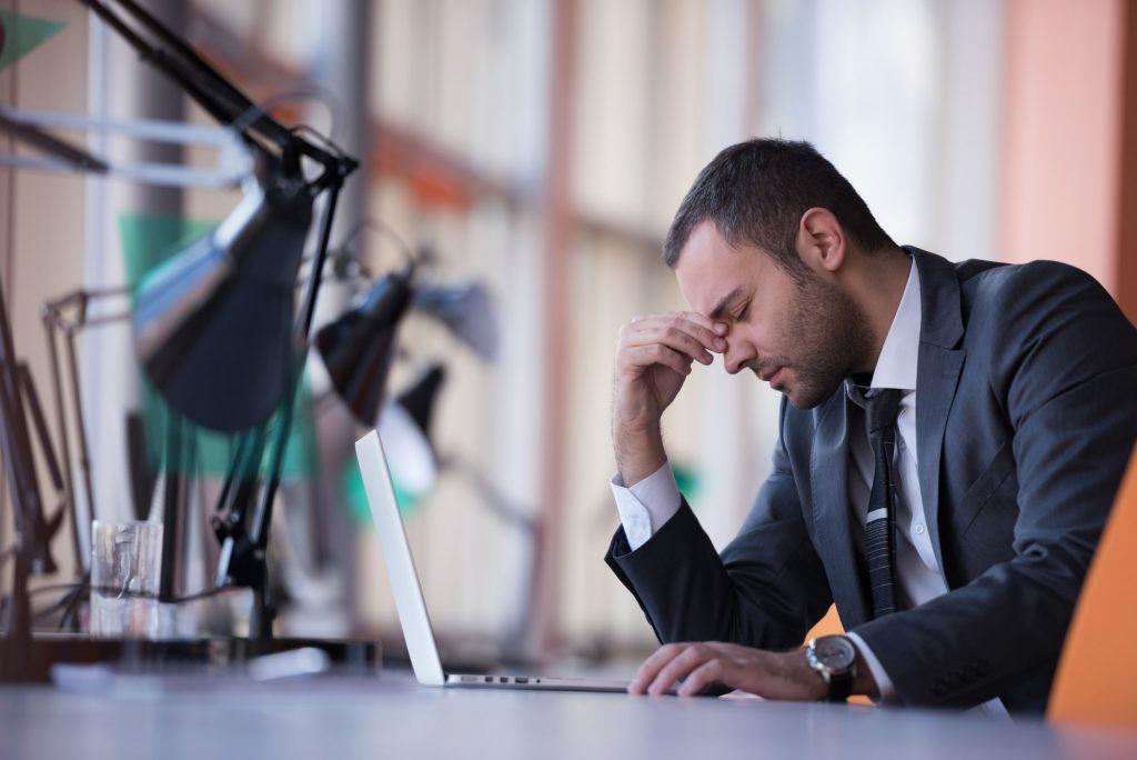 gestione stress sul lavoro