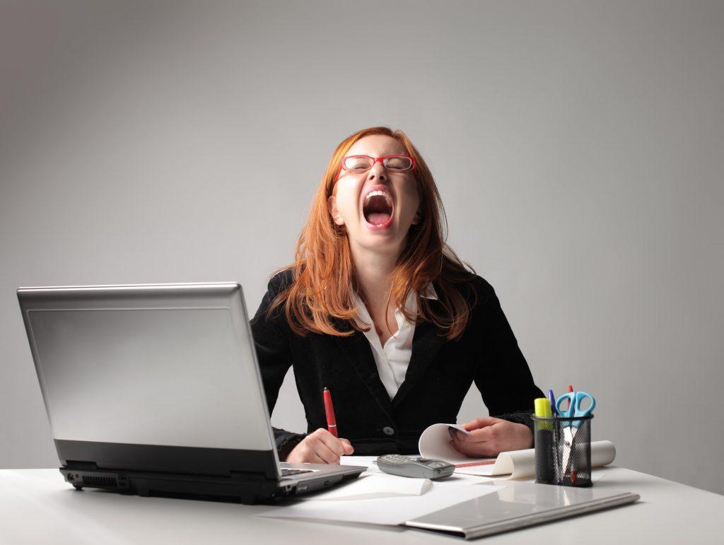 cause di stress da lavoro