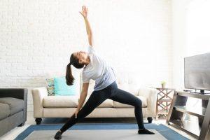 allenarsi a casa senza attrezzi