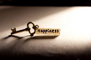 chiave per la felicita