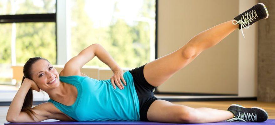 allenamento fisico a casa