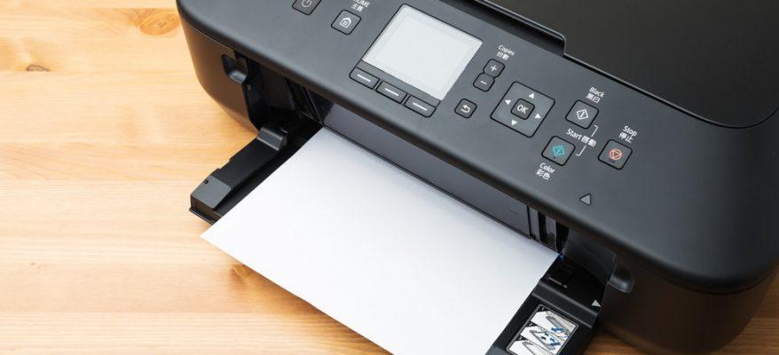 scegliere stampante