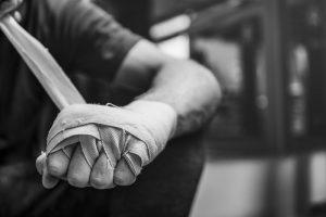 praticare arti marziali